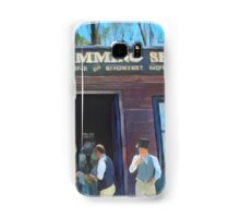 Time Travellers I Samsung Galaxy Case/Skin