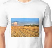 Summer Evening Farm Unisex T-Shirt