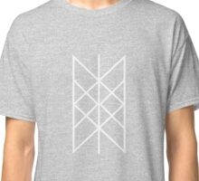 Web of Wyrd - Weaving of Norse Fates (Pale) Classic T-Shirt