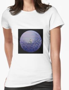 On The Edge by 'Donna Williams' Womens Fitted T-Shirt