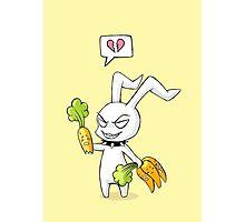 Eat Your Veggies Photographic Print