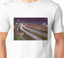 Driving into Boston 2 Unisex T-Shirt