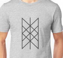 Web of Wyrd - Weaving of Norse Fates (Dark) Unisex T-Shirt