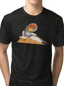 Triumphant Return Tri-blend T-Shirt