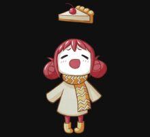 Cherry Pie One Piece - Long Sleeve