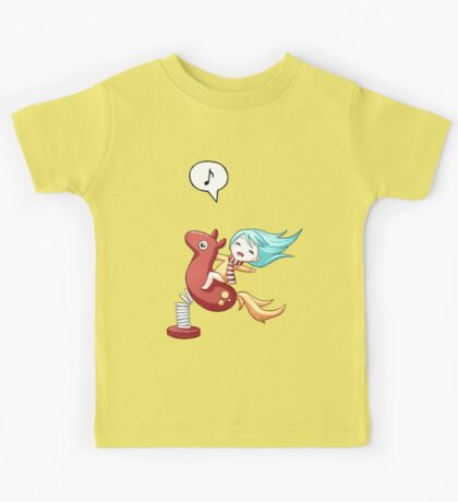 Pony Ride Kids Tee