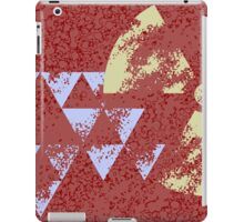 Caution Nuclear Device! iPad Case/Skin