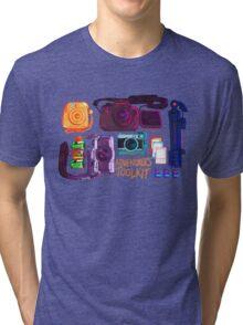 Adventurer's Toolkit Tri-blend T-Shirt