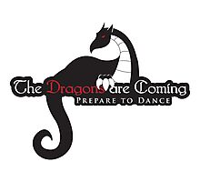 Game of Thrones - Dragons are Coming Photographic Print