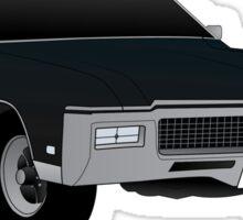 1968 Riviera GS Sticker