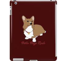 Cowboy Bebop - Data Dogs Rock iPad Case/Skin