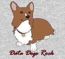 Cowboy Bebop - Data Dogs Rock One Piece - Long Sleeve