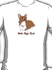 Cowboy Bebop - Data Dogs Rock T-Shirt