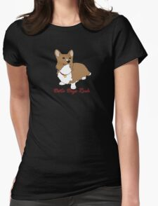 Cowboy Bebop - Data Dogs Rock Womens Fitted T-Shirt