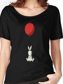 Balloon Bunny Women's Relaxed Fit T-Shirt