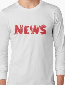 Bad News Bears Long Sleeve T-Shirt