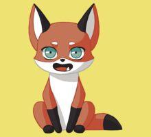 Fox Cub Kids Clothes
