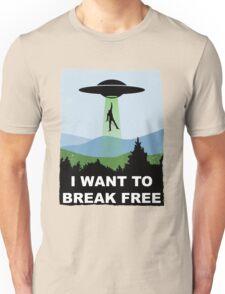 I Want to Break Free - Freddie Returns to Mercury Unisex T-Shirt