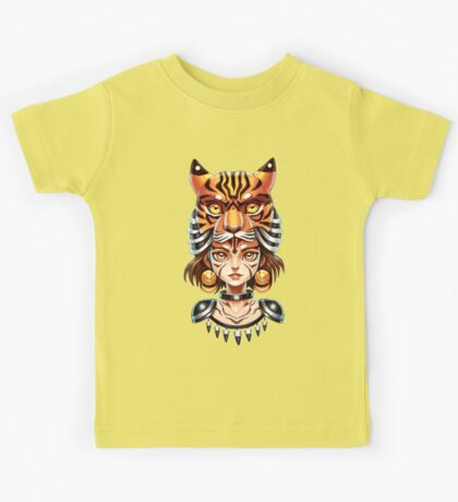 Tiger Tribe Kids Tee