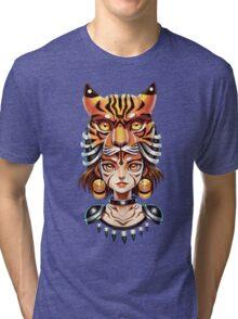 Tiger Tribe Tri-blend T-Shirt