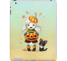 Pumpkin 2 iPad Case/Skin