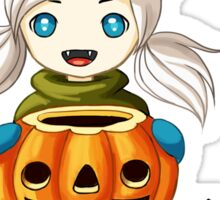 Pumpkin 2 Sticker