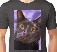 Surprised Cat is Surprised Unisex T-Shirt