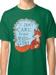 Feminist Fox Classic T-Shirt