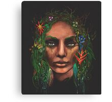 """One With Nature """"Rainforest"""" Canvas Print"""