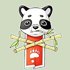 Panda Banner by freeminds
