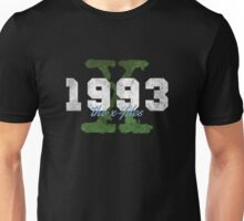 X-Files est. 1993 - Black Unisex T-Shirt