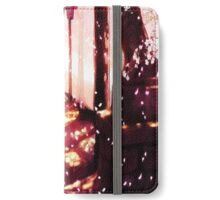 Dual Under the Cherry Blossom  iPhone Wallet/Case/Skin