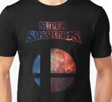Smash bros Minimalist Nebula Design Unisex T-Shirt