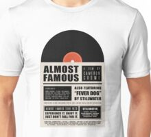 Almost Famous film poster Unisex T-Shirt