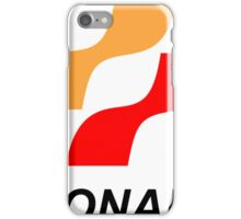 Konami Logo Classic Video Games iPhone Case/Skin