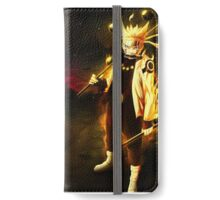 The Flames of Konoha iPhone Wallet/Case/Skin