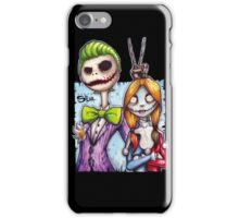 Nightmare In Gotham iPhone Case/Skin