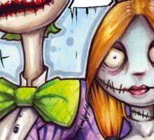 Nightmare In Gotham Sticker