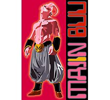 Villains Devil Majin buu Photographic Print