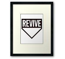 Reviving Symbol [CoD Zombies] Framed Print
