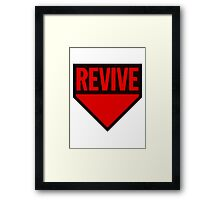 Revive Critical! [CoD Zombies] Framed Print