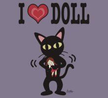 I love doll Kids Tee