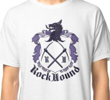 Rockhoud Coat of Arms 2 Classic T-Shirt