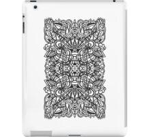 SYMMETRY - Design 007 (B/W) iPad Case/Skin