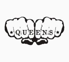 Queens One Piece - Short Sleeve