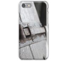 Old Door To Nowhere iPhone Case/Skin