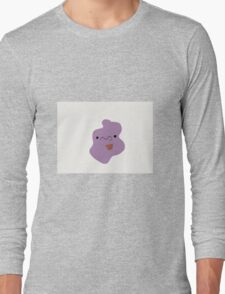 Ditto with Plant Long Sleeve T-Shirt