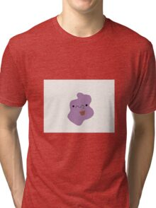 Ditto with Plant Tri-blend T-Shirt