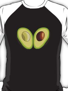 Avocado Heart T-Shirt