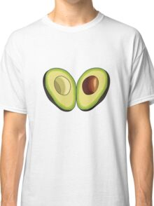 Avocado Heart Classic T-Shirt